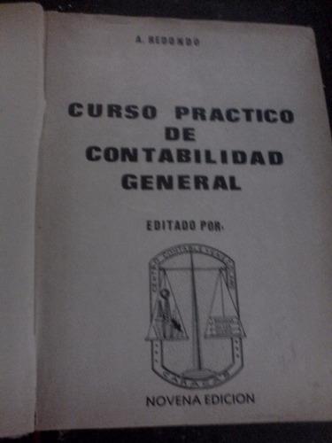 contabilidad general a. redondo novena edicion