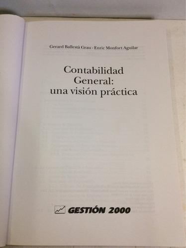 contabilidad general, una visión prá... gerard ballesta grau