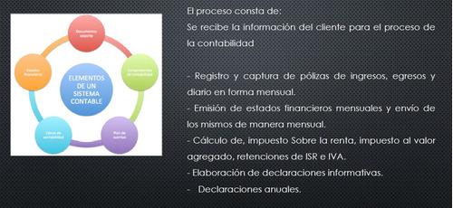 contabilidad integral - servicios contables freelance