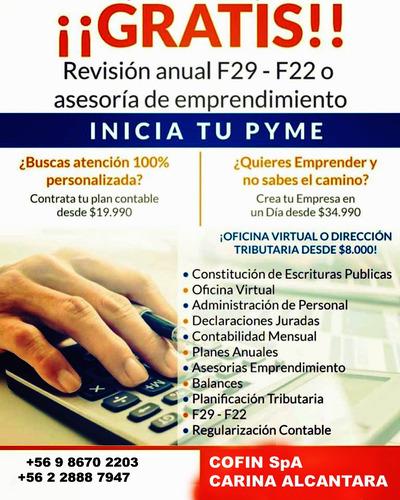contabilidad mensual para pymes
