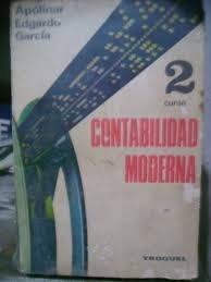 contabilidad moderna 2 garcia a. 1975 -contabilidad