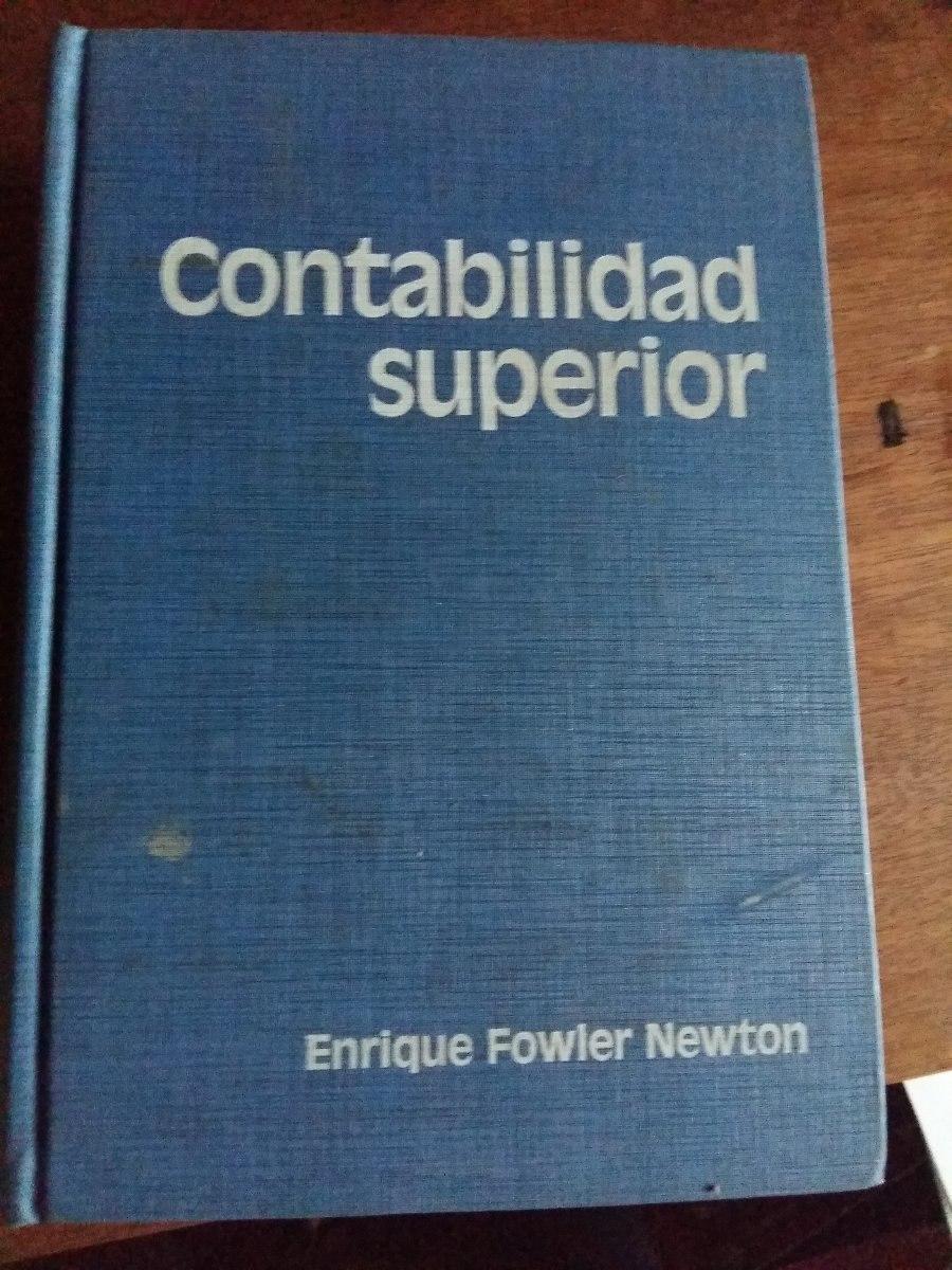 libro contabilidad superior fowler newton
