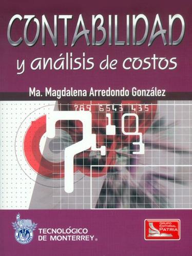 contabilidad y análisis de costos