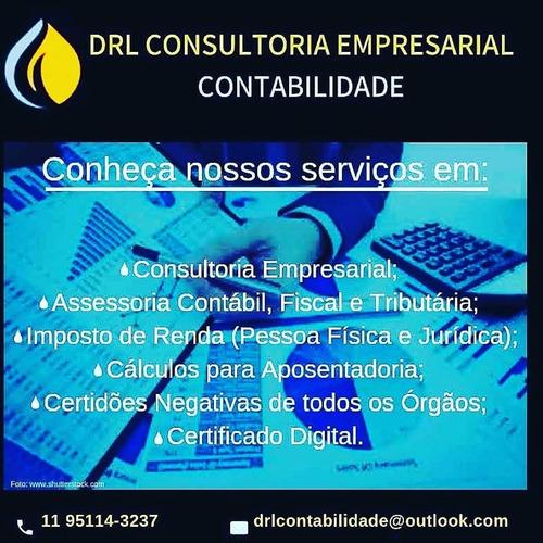 contabilidade e consultoria empresarial
