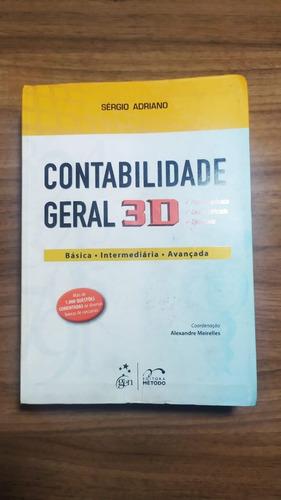 contabilidade geral 3d - questões comentadas
