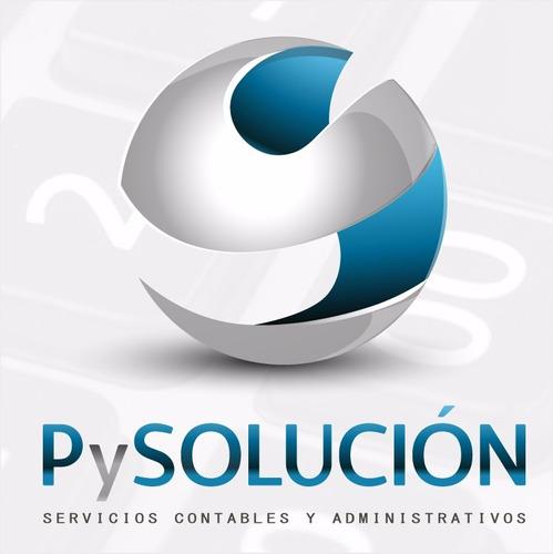 contabilidades, contador, asesoria telf. 7982159