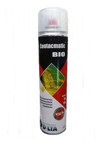 contacmatic bio limpiacontactos 230cc 145g delta ecologico