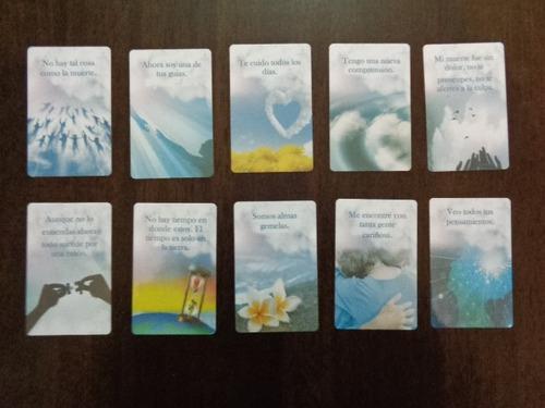 contactando con el cielo en español cartas oraculo