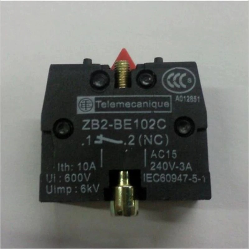 Schneider Electric auxiliares interruptor xe2sp4151b auxiliares bloques de interruptor interruptor auxiliares