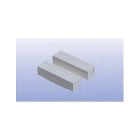 Contacto Magnetico De Sobreponer Alambrico Paq 10 Pzs Blanco