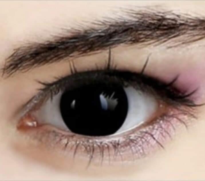 78e8058ba1451 Lentes De Contacto Pupilentes Colores Rojo Blanco Ojo Gato ...