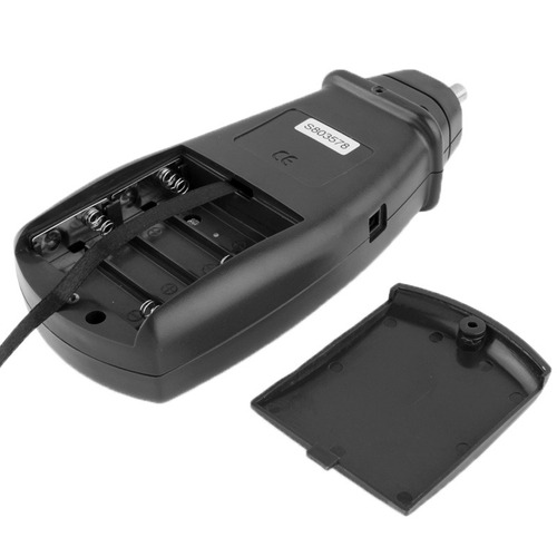 contacto sin laser digital tacometro dt6236b negro