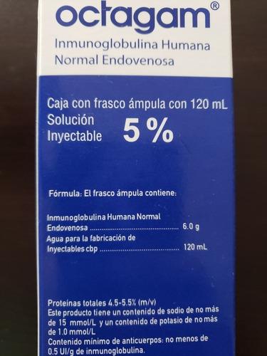 contacto venta de inmunoglobulina humana 6 gr 120ml