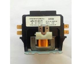 contactor 2 polos para minisplit bobina 220 vac 50/60 hz