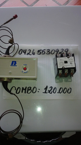 contactor 220w - diferencial 220w
