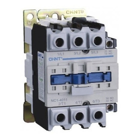 Contactor 40 Amp 220v Eléctrico 3 Polos Trifásico Chint