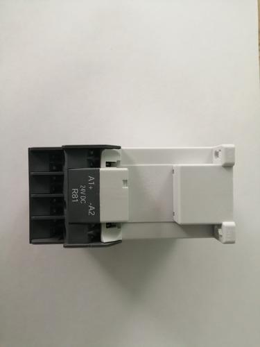 contactor abb al9-30-01 24v dc, 25amp
