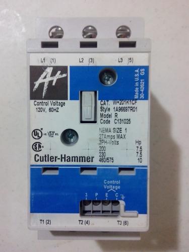 contactor cutler hammer 27 amp