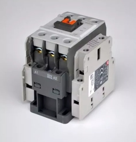 contactor trifasico mc-32a 220vca 32a 15kw ls metasol aux