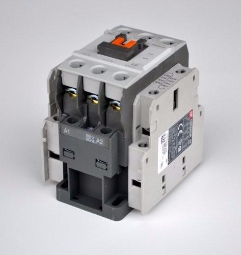 contactor trifasico mc-32a 220vca 32a 15kw ls metasol aux