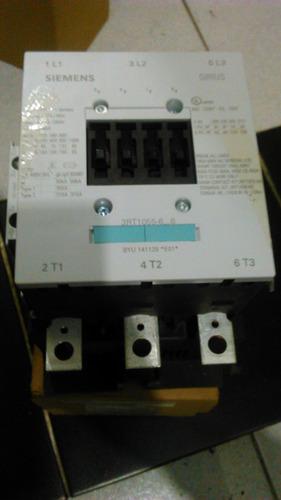 contactor trifasico siemens cod.3rt1056-bobina 220 / 380