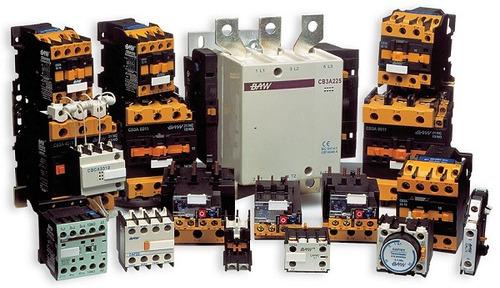 contactor  tripolar b a w  12 a bobina 24 vca auxiliar na