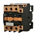 contactor tripolar baw 12a bobinas varias 24/48/220/ 1na