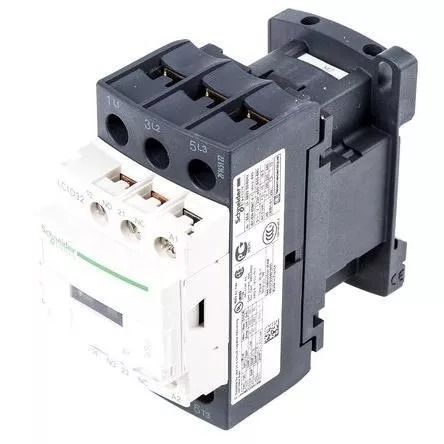 contactor tripolar schneider 25a 220v lc1d12m7