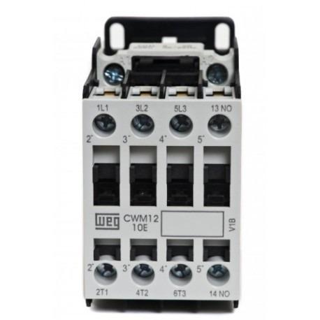 contactor weg 12a 1 na bob 24/220/380/110vca