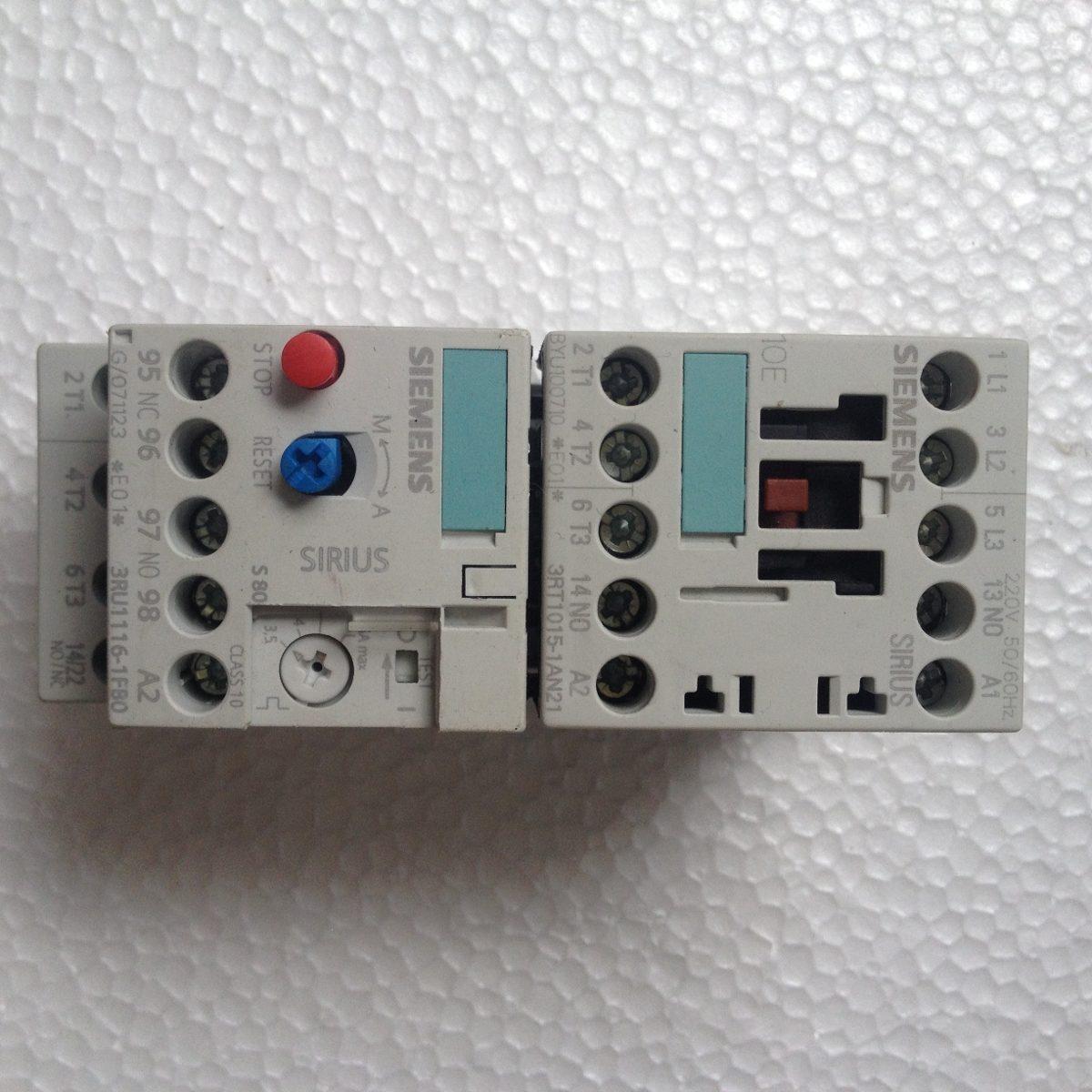 7b0ae2d5979 contactor y rele termico siemens. Cargando zoom.