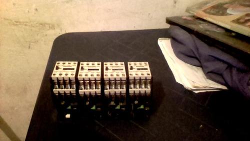 contactores  bobina 110v