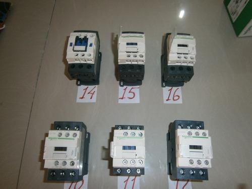 contactores trifasico lc1d32 telemecanique original nuevo