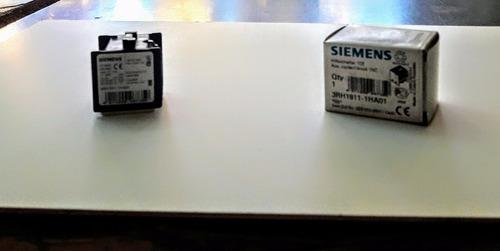 contactos auxiliares siemens p/contactores  s00 3rh 1911-1ha