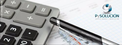 contador, contabilidades, asesoria telf. 946016543