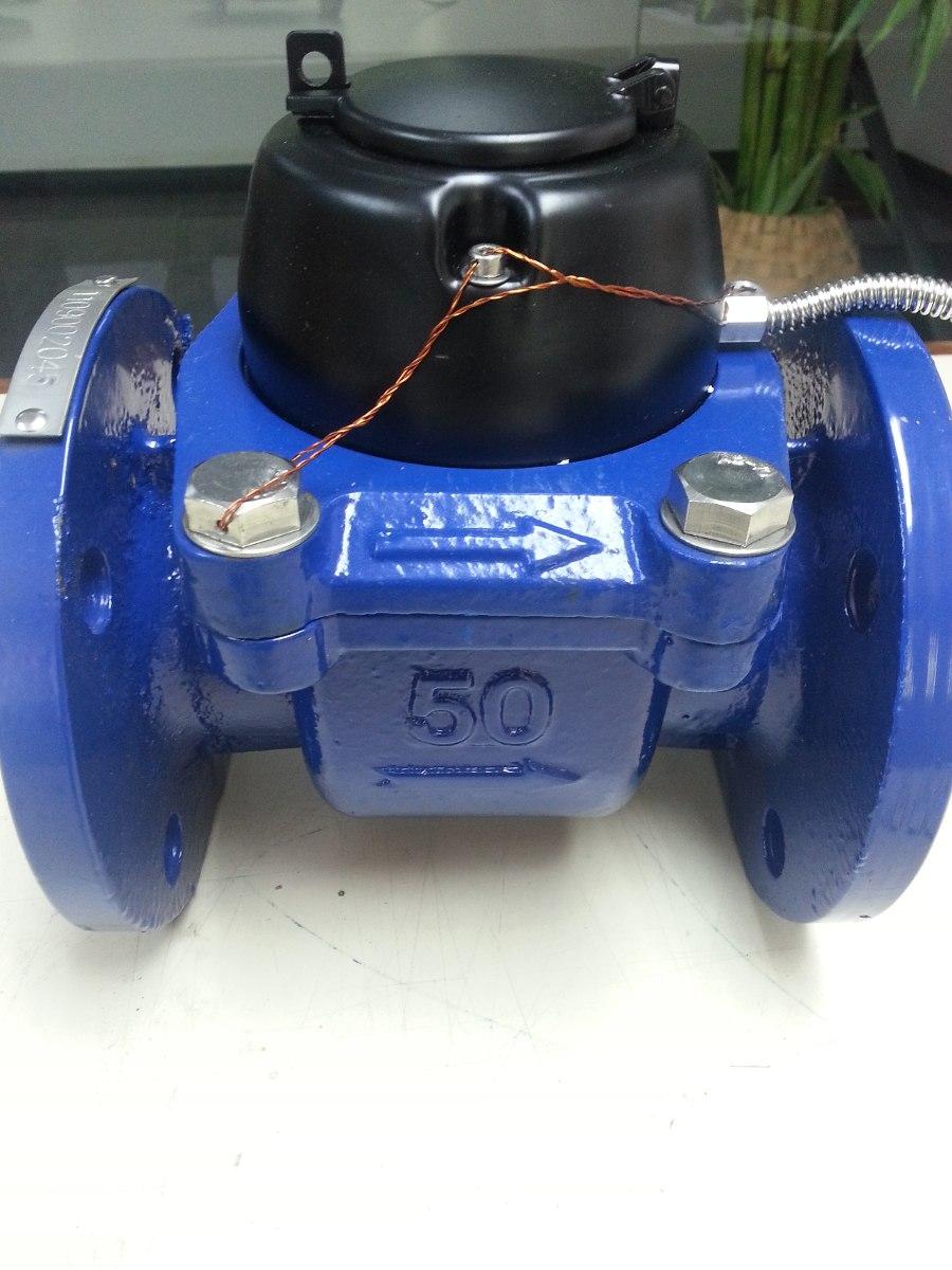 Contador de agua caudalimetro emisor de impulsos - Contador de agua ...