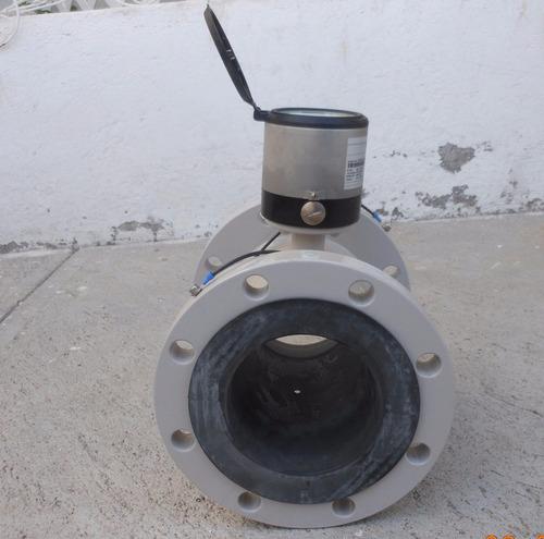 contador de agua electromagnético sitrans f m mag 8000
