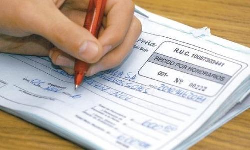 contador , estudio contable, balance renta anual 2019