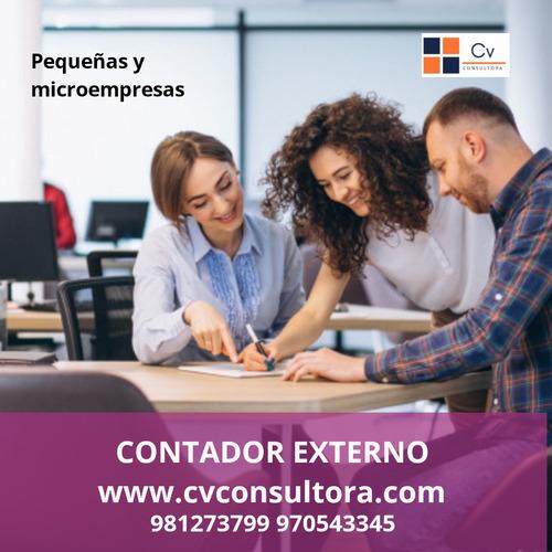 contador estudio contable servicio contable externo
