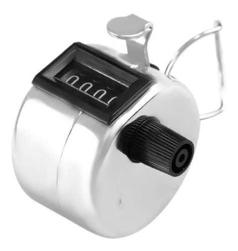 contador numérico manual 4 dígitos metal
