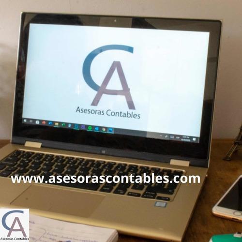 contador público - asesoramiento online