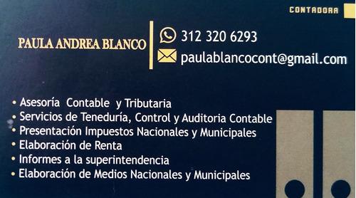 contador publico - asesoria contable - contador independient