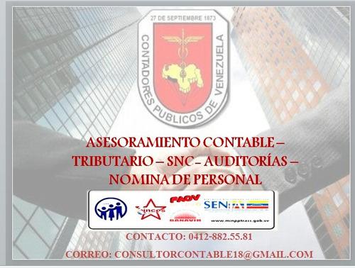 contador publico colegiado: asesoría contable y financiera