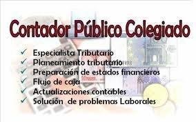 contador publico colegiado-estudio contable auditorias