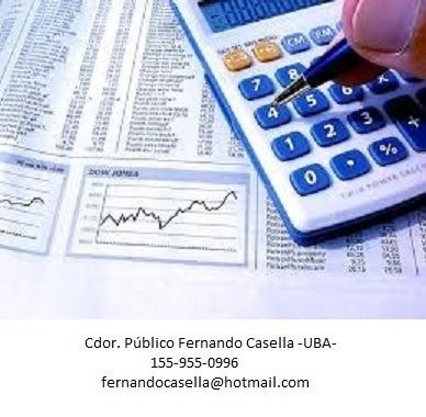 contador publico - estudio contable villa urquiza