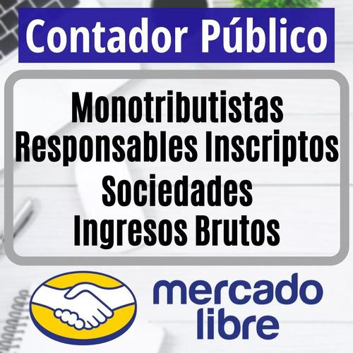contador publico - liquidacion de sueldos