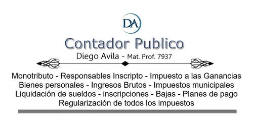 contador público m.p. 7937