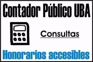 contador publico (uba) - honorarios accesibles