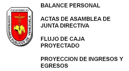 contador publico,certificación ingreso,constitución empresas