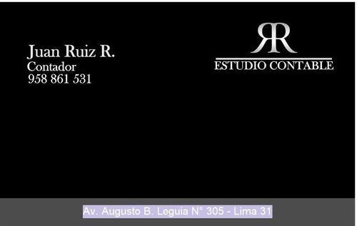 contador, renta anual 207, asesoria tributaria, laboral