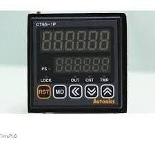 contador / temporizador autonics modelo: ct6s-1p4. 89$